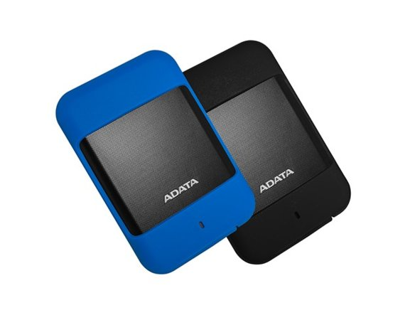 Adata DashDrive Durable HD700 1TB 2.5'' USB3.0 Niebieski