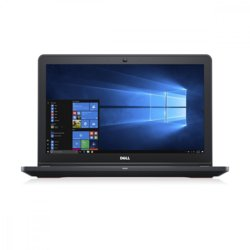 Dell Laptop Inspiron 15-5577 219129SA i5-7300HQ/15.6 FHD AntiGlare/8GB/SSD 512GB/BT/BLKB/GeForce GTX1050 4GB/Win 10 Repack