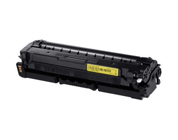 HP Inc. Samsung CLT-Y503L H-Yield Yellow Toner