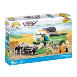 COBI Action Town Kombajn Eco Power