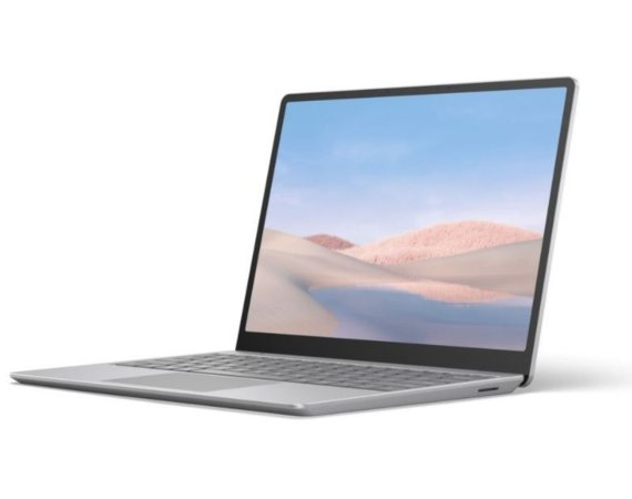 Microsoft Surface Laptop GO Win10Pro i5-1035G1/8GB/256GB/INT/12.45' Commercial Platinum TNV-00009