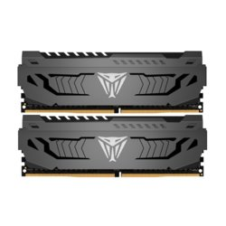 Patriot Pamięć DDR4 Viper Steel 16GB/3600(2*8GB) Grey CL17