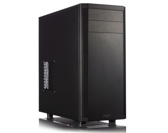 Fractal Design Core 2500 Black FDCACORE2500-BL