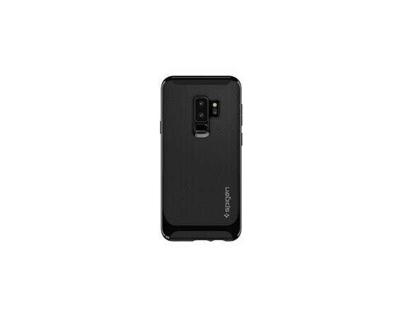 SPIGEN SGP  Neo Hybrid Etui Galaxy S9+ Plus Shiny Black