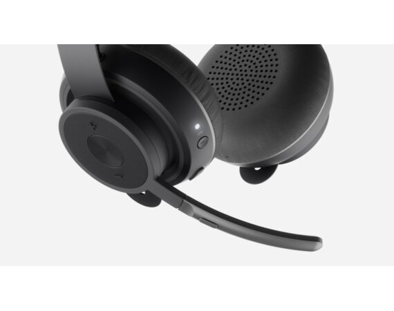 Logitech Zone Wireless Teams Grapgite 981-000854