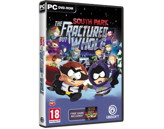 UbiSoft Gra PC South Park The Fractured But Whole