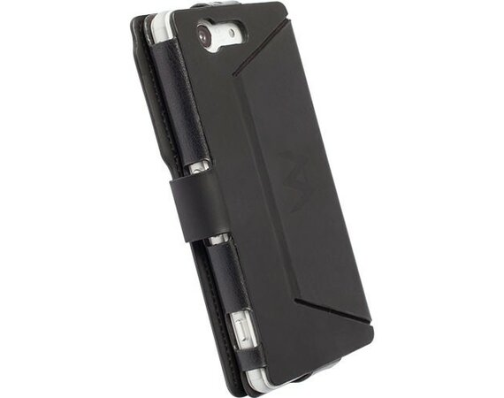 Krusell Etui WOW Drop Off do Sony Xperia Z3 Compact - czarny