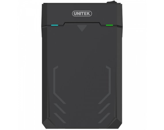 Unitek Obudowa USB 3.1 do HDD 2,5, 3,5 SATA UASP, Y-3035