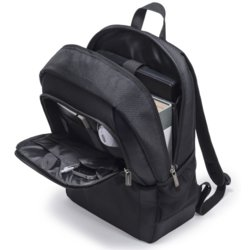 DICOTA Backpack BASE 13-14.1 Black - Plecak na notebook