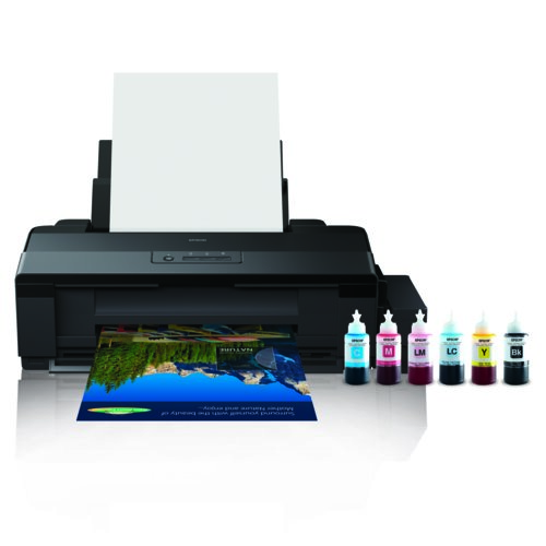Epson Drukarka ITS L1800  A3+/6-ink/1.5pl/15ppm/12.5kg