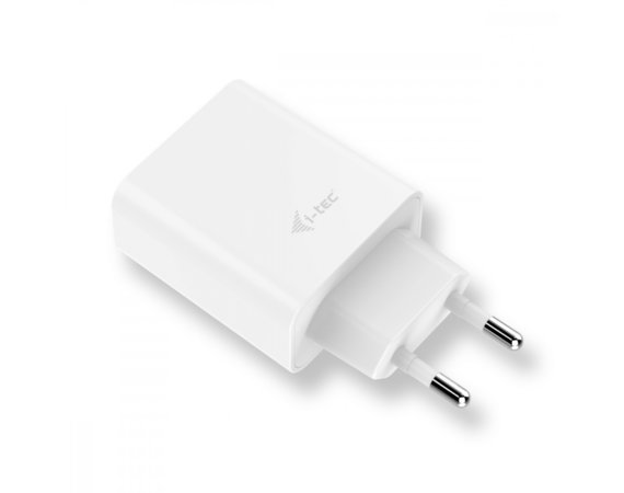 i-tec USB Power Charger 2 port 2.4A biały 2x USB Port DC 5V/max 2.4A