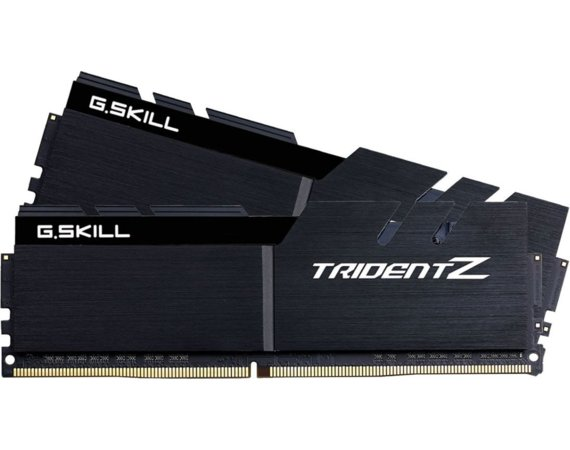 G.SKILL DDR4 32GB (2x16GB) TridentZ 4000MHz CL19XMP2 Black