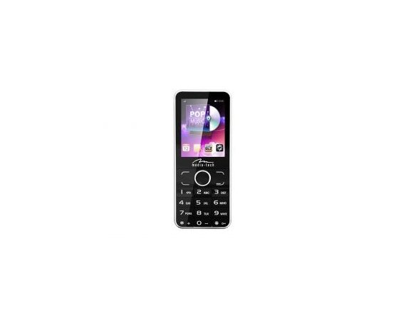Media-Tech 2PHONE TELEFON GSM NA 2 KARTY SIM MT857T