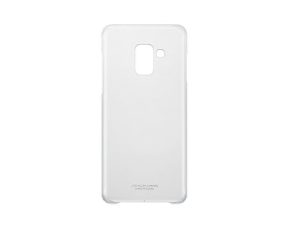Samsung Clear Cover A8 Transparent
