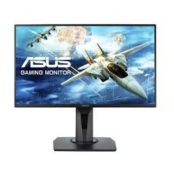 Asus Monitor 24.5 VG255H LED 1ms 75Hz 2xHDMI VGA 2xAudio Out GŁOŚNIK PIVOT AMD Free-sync 3Y PUR