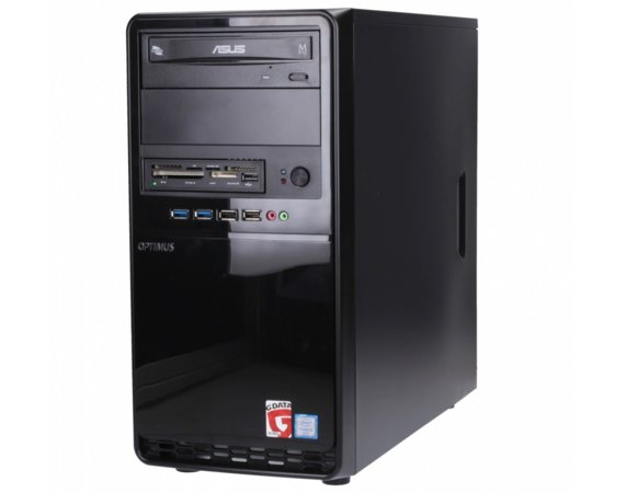 OPTIMUS Platinum GB250T i5-7500/8GB/1TB/W10P