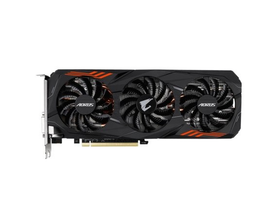 Gigabyte GeForce GTX 1070 Ti 8GB DDR5 256BIT DVI/HDMI/DP