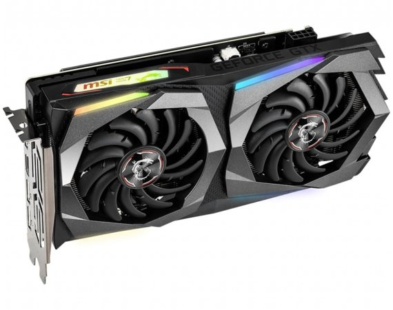 MSI Karta graficzna GeForce GTX 1660 Ti GAMING X 6G 192BIT GDDR6 3DP/HDMI