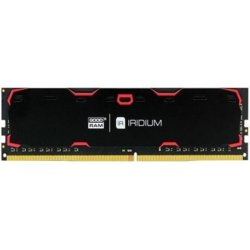 GOODRAM DDR4 IRIDIUM 8GB/2400 17-17-17 1024*8 Czarna