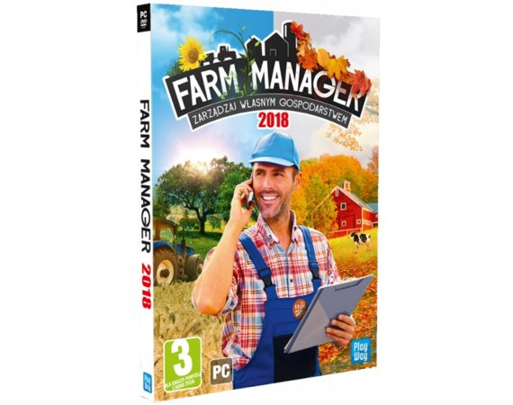 Cenega Gra PC Farm Manager 2018