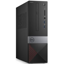 Dell Komputer Vostro 3471/Core i3-9100/4GB/1TB/Intel UHD 630/DVD RW/WLAN+BT/Kb/Mouse/W10Pro [N206VD3471BTPCEE01_R2005_22NM] 3Y BWOS