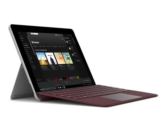 Microsoft Surface GO 4415Y/8GB/128GB/HD615/10 Commercial Silver JTS-00004