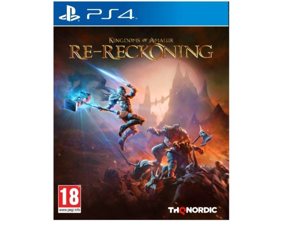 KOCH Gra PS4 Kingdoms of Amalur Re-Reckoning