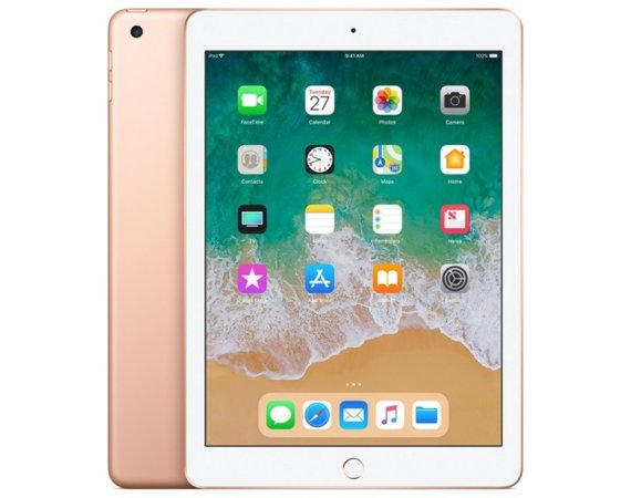 Apple iPad WiFi 128GB - Gold