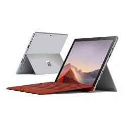 Microsoft Surface Pro 7 Platinium 128GB/i3-1005G1/4GB/12.3 Commercial PVP-00003
