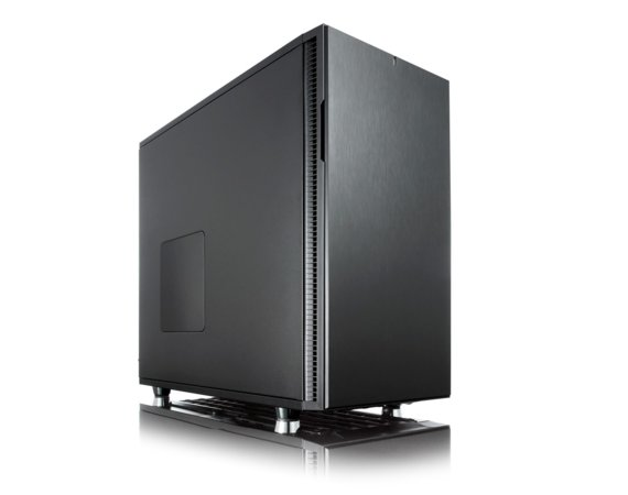 Fractal Design Define R5 Blackout 3.5'HDD/2.5'SSD uATX/ATX/mITX