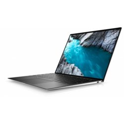 Dell Notebook XPS 13 9310 Win10 Home i5-1135G7/512GB/8GB/Intel UHD/13.3cala FHD/KB-Backlit/Silver/2Y NBD
