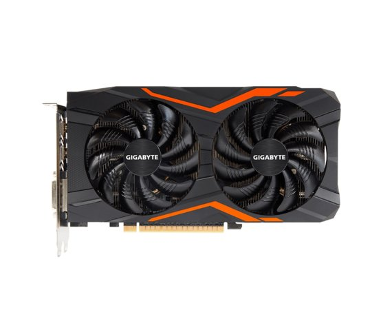 Gigabyte GeForce GTX 1050 G1 GAMING 4GB GDDR5 128BIT DVI/HDMI