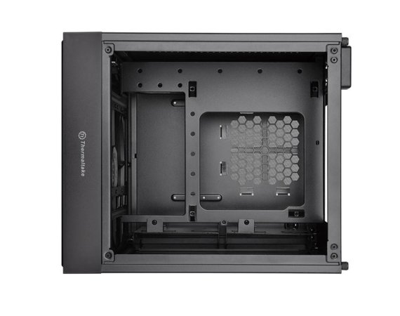Thermaltake Suppressor F1 MiniITX USB3.0 (200mm) Window, czarna