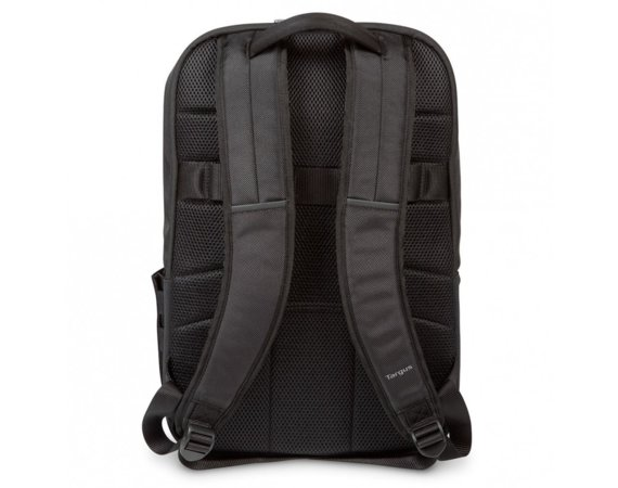 Targus CitySmart 12.5-15.6'' Advanced Laptop Backpack - Black/Grey