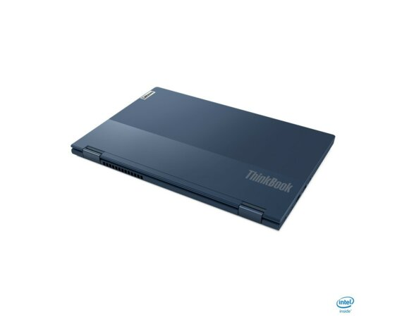 Lenovo Laptop ThinkBook 14s Yoga 20WE0021PB W10Pro i5-1135G7/16GB/512GB/INT/14.0 FHD/Touch/Abyss Blue/1YR CI