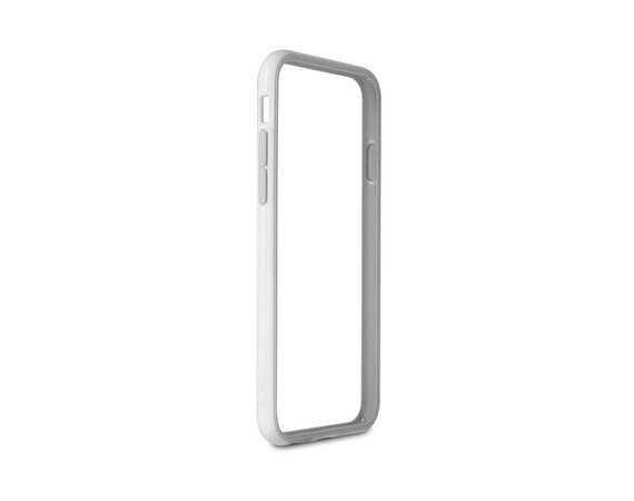 PURO Bumper Cover + folia na ekran iPhone 6 Plus/6s Plus białe