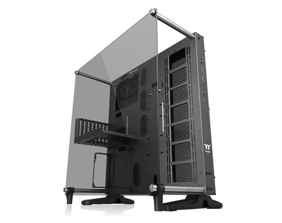 Thermaltake Obudowa Core P5 Ti Tempered Glass - edycja Space Gray