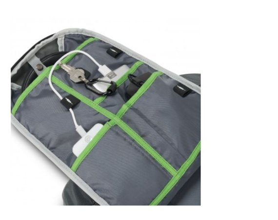DICOTA BackPack Active 14-15.6'' grey/lime