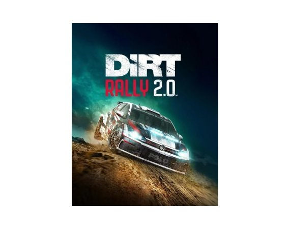 KOCH Gra PS4 Dirt Rally 2.0