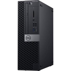 Dell Komputer Optiplex 5070 SFF W10Pro i5-9500/8GB/512GB SSD/Intel UHD 630/DVD RW/KB216 & MS116/3Y NBD