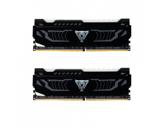 Patriot DDR4 LED WHITE 16GB 3600MHz CL16 DUAL KIT (2V8GB)