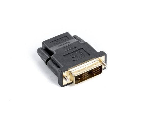 LANBERG Adapter HDMI (F) -> DVI-D (M)(18+1) Single Link
