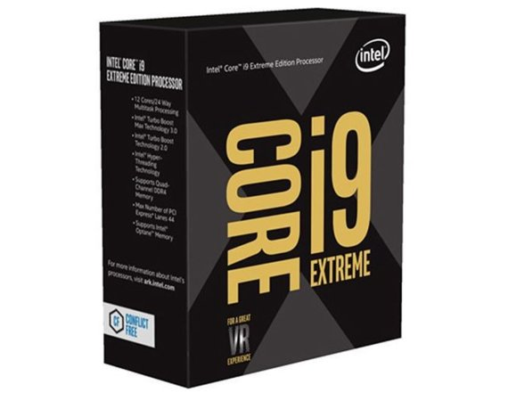 Intel Procesor CPU INTEL Core i9-10980 XE BOX 3.00GHz, LGA2066
