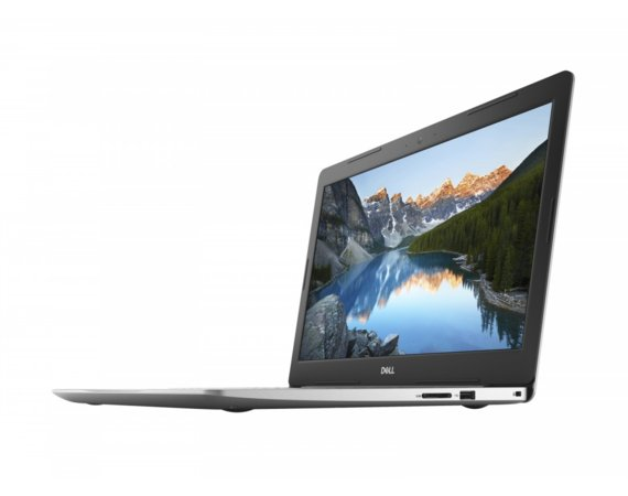 Dell Laptop Inspiron 5570-5279SLV i5-8250U/15.6 FHD TouchScreen/8GB/SSD 512GB/BT/BLKB/Win 10 Silver   Repack