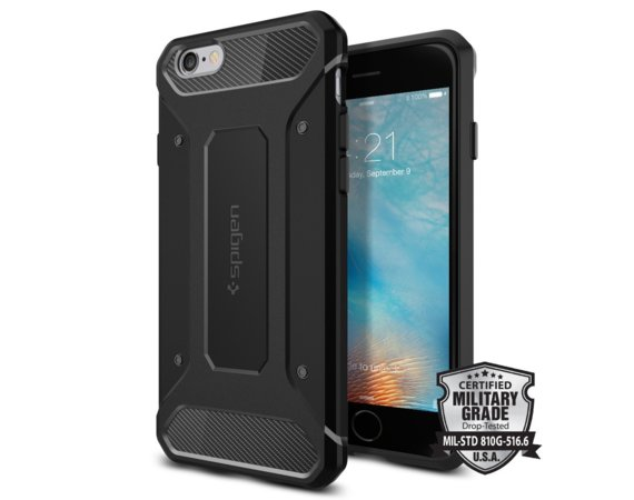 SPIGEN SGP  Rugged Armor Etui iPhone 6/6s