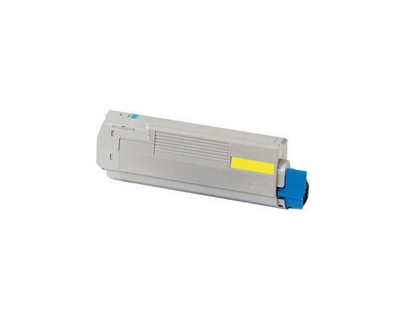 OKI Toner-MC760/70/80 YELLOW 6K 45396301