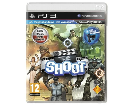Sony PS3 The Shoot                  9160779