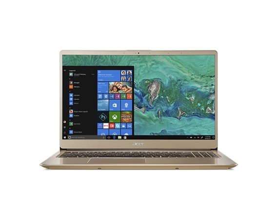 Acer Notebook Swift 3 SF315-52-52YN REPACK WIN10/i5-8250U/8GB/1T+16GB/UHD620/Gold/15.6 FHD