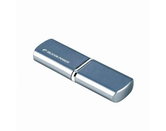 Silicon Power LUXMINI 720 32GB USB 2.0 Aluminium/Deep Blue