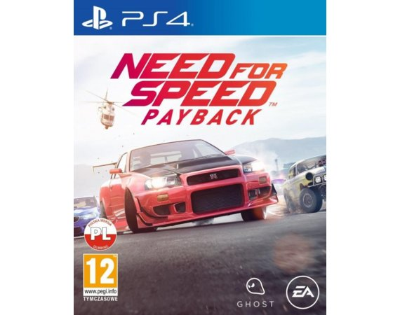 EA Gra PS4 Need For Speed Payback